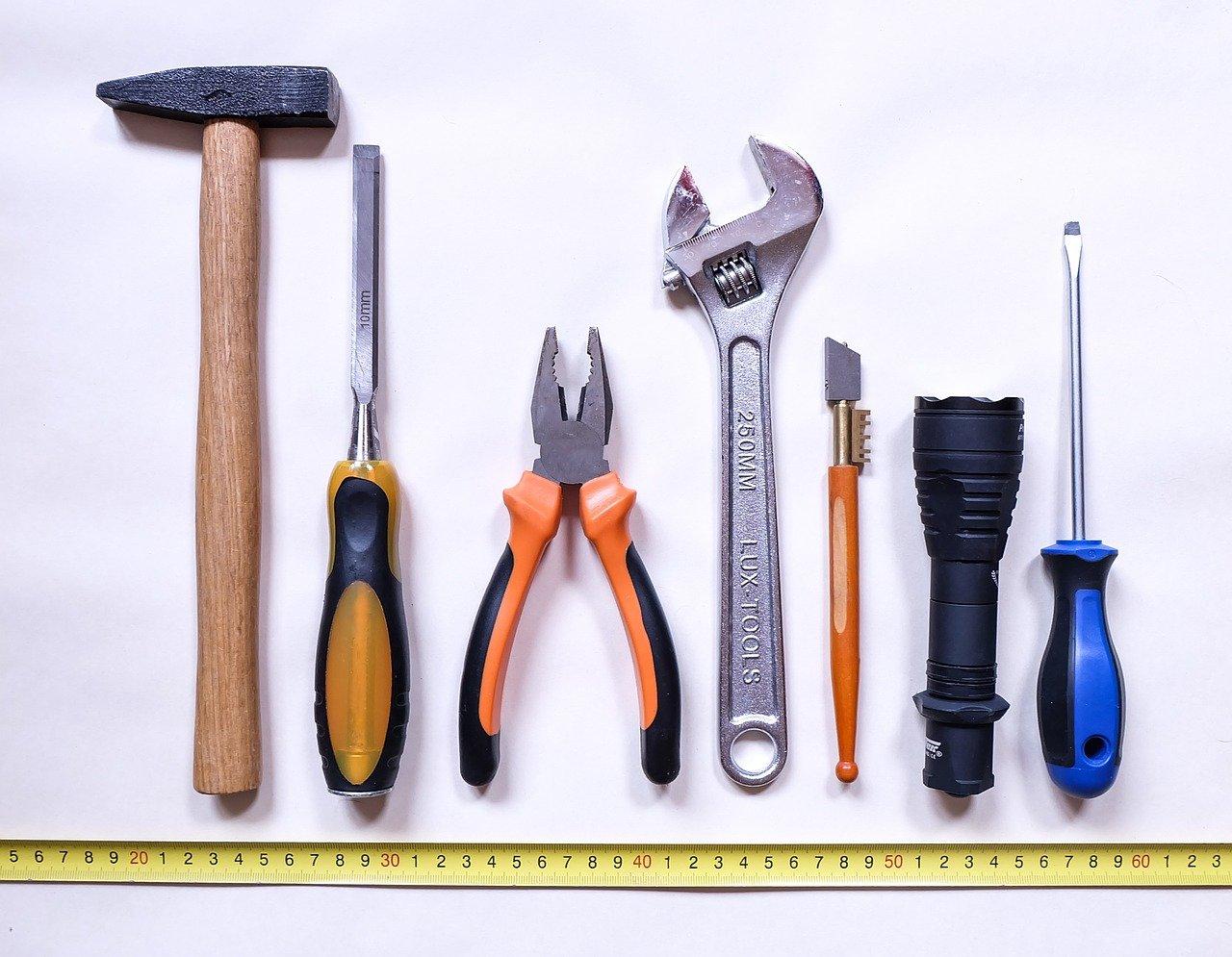tools, work, repair