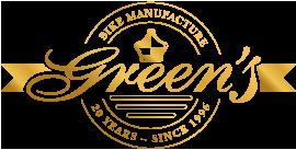Greens-bikes-logo